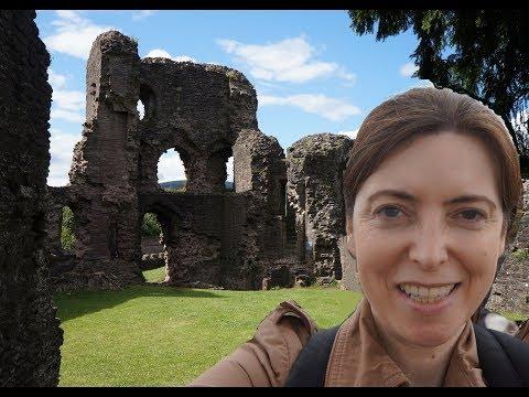 Shocking History of Abergavenny Castle