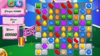 Candy Crush Saga Level 398 No Boosters
