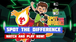 Ben 10: Spot The Difference · Game · Gameplay