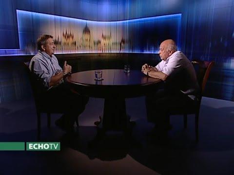 Nógrádi György a Mélymagyarban - Echo Tv