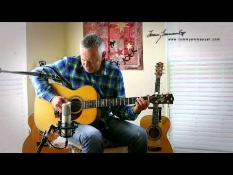Tommy Emmanuel - Daytripper/Lady Madonna (by The Beatles)