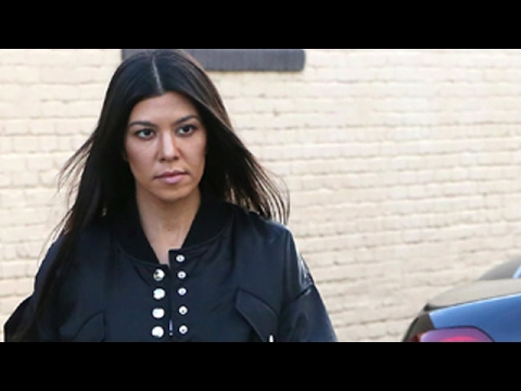 Kourtney Kardashian Makes Time For Scott Despite Weeks Of Cheating