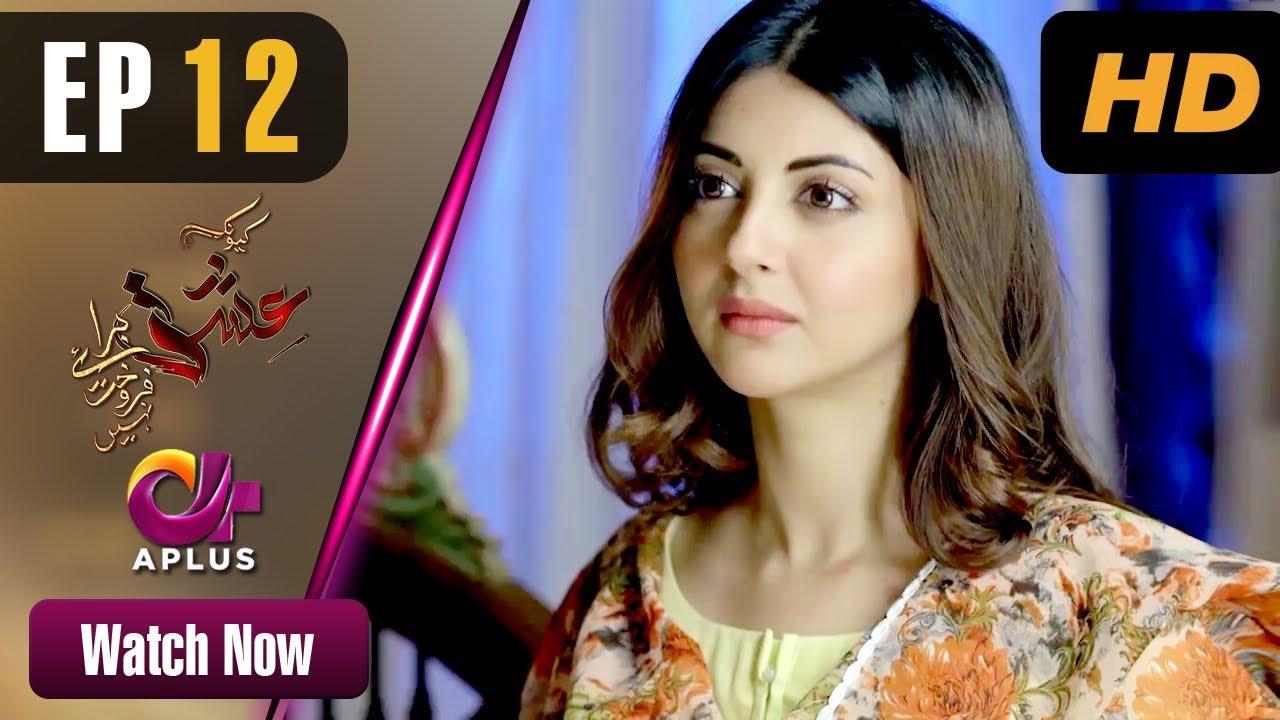 Kyunke Ishq Baraye Farokht Nahi - Episode 12 Aplus Jan 3