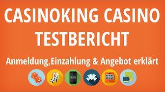 Casino King Testbericht: Anmeldung & Einzahlung erklärt [4K]
