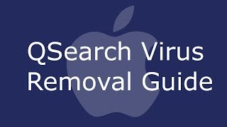 Remove Qsearch Virus From Mac Youtube