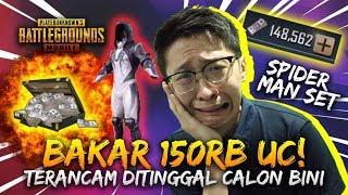 Gambar cover BAKAR 150RIBU UC! TERANCAM DITINGGAL CALON BINI! - PUBG Mobile Indonesia
