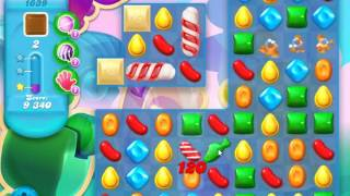 Candy Crush Soda Saga Level 1639 - NO BOOSTERS
