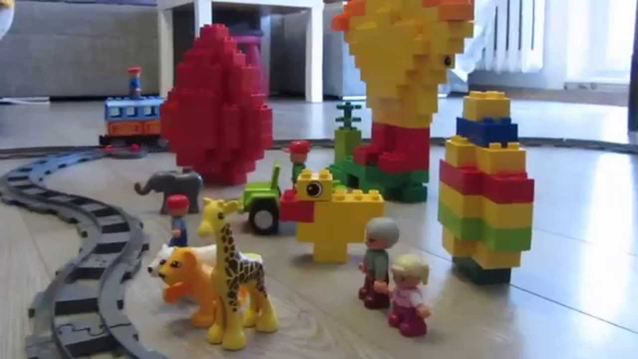 Easter With Lego Duplo Train Wielkanoc Z Lego Duplo 2015 Youtube