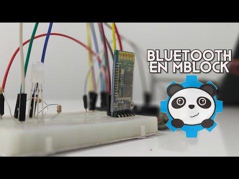 Bluetooth en mBlock