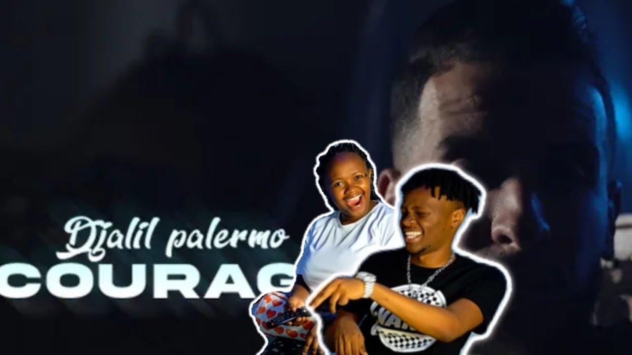 @DJALIL PALERMO - 2020 COURAGE | REACTION VIDEO