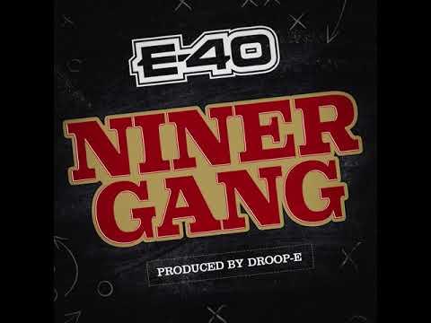The Morning Madhouse - E-40 NINER GANG