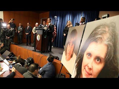 Casal da Califórnia que acorrentou os 13 filhos é acusado de tortura e abuso