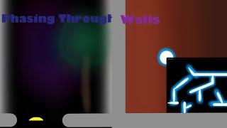 "|:| ROBLOX: SHL II Glitch : ""Paso a través de las paredes"":"