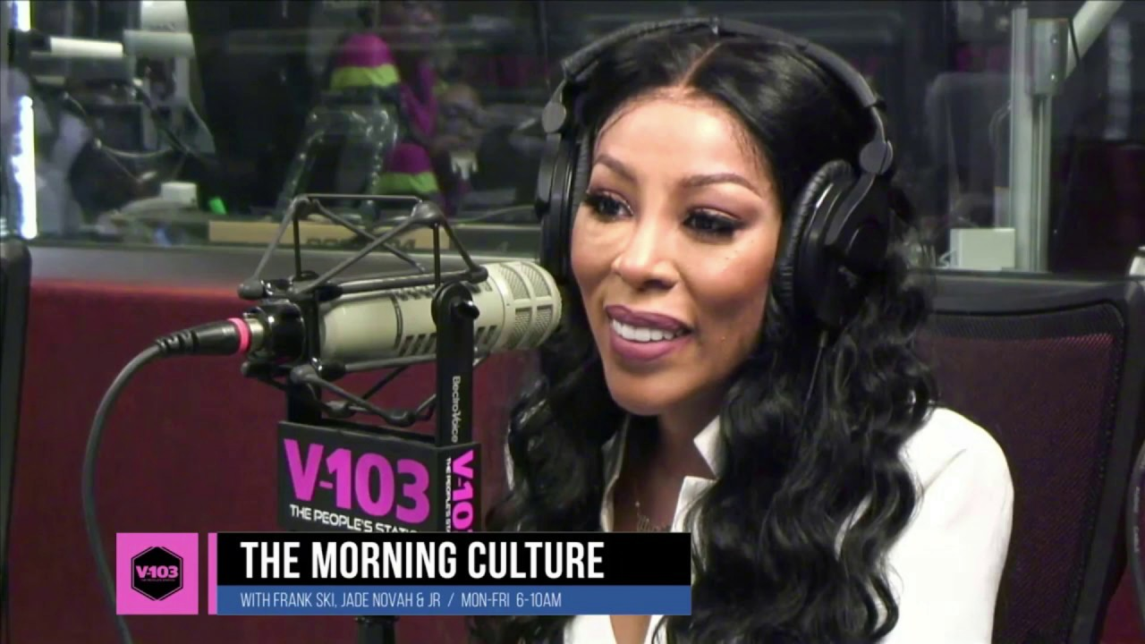 "K. Michelle Trolled For Saying ""I Don't Think Men Are Good People"""