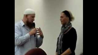 Deutsche Frau konvertiert zum Islam   YouTube