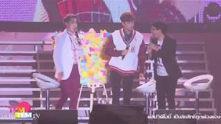 171223 YOO SEON HO first FANMEETING IN BANGKOK : Seonho's Time