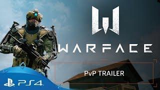 Video Warface | PvP Trailer | PS4 download MP3, 3GP, MP4, WEBM, AVI, FLV Agustus 2018