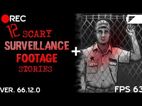 12 True Scary Surveillance Footage Stories | Security Guards | Home Invasions