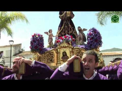 """""""La Despedía"""" 2017-Semana Santa de Álora (Málaga)-14 abril 2017"""