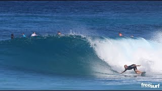 Move of the Week / Jamie O'Brien at Off The Wall - Freesurf Magazine