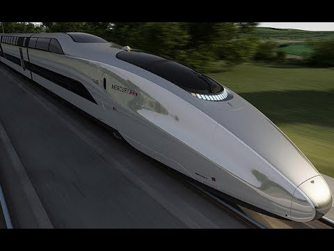 HS2 'a good investment for Britain'