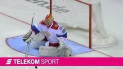 Russland - Slowakei | Deutschland Cup, 18/19 | Telekom Sport