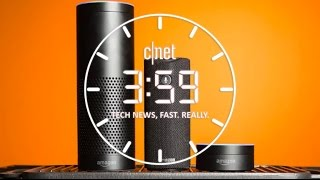 Amazon's voice assistant is getting a face  (The 3:59, Ep. 218)