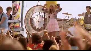 Hannah Montana - &quotLet&#39s get crazy&quot music video
