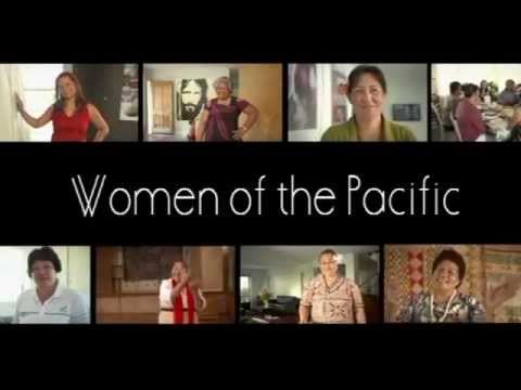 Women of the Pacific