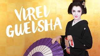 JAPÃO - VIRANDO GUEISHA EM KYOTO - Karen Bachini