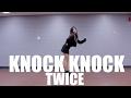 TWICE 트와이스 KNOCK KNOCK Lisa Rhee Dance Cover
