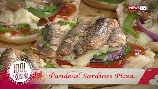 Idol sa Kusina: Pandesal Sardines Pizza
