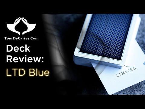 LTD Blue Deck Review (TourDeCartes.com)