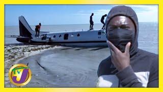Plane Crash in Jamaica | TVJ News - February 26 2021