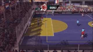 FIFA Street: AI Problems...