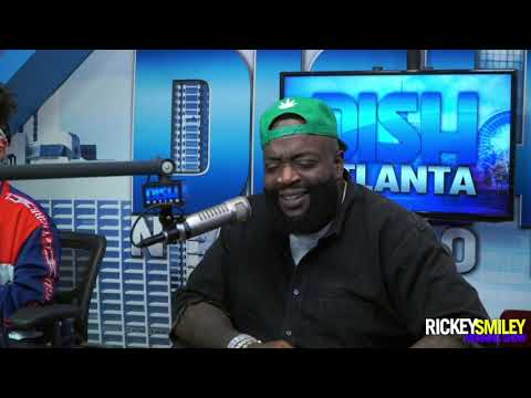 Rick Ross Talks About Dating Older Women & Female Rappers