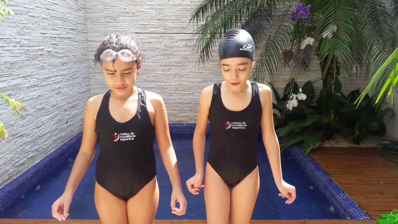 Desafio da piscina, com fale qualquer coisa!!