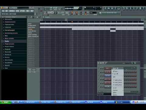 FL studio - Alternative, rock song