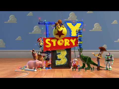 Pixar: Toy Story 3 - first official teaser trailer (HQ)