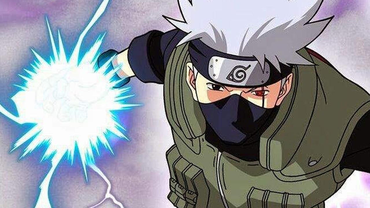Naruto Kakashi
