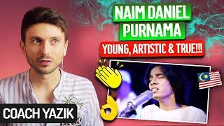 Download YAZIK reacts to PURNAMA - Naim Daniel