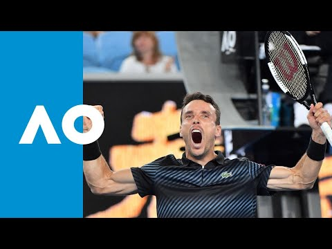Marin Cilic V Roberto Bautista Agut Match Highlights (4R)   Australian Open 2019