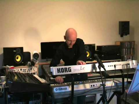 Musicworks Dan Shield keyboard sound fx Korg Triton LE.wmv