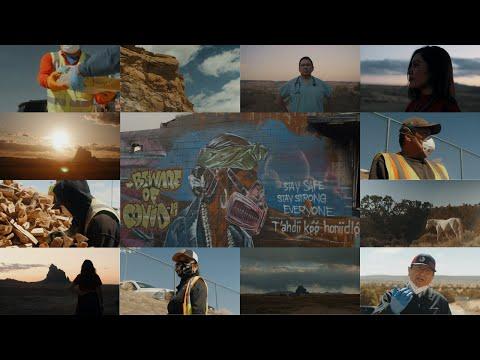 Navajostrong Dine Bidziil Navajo Nation Covid 19 Call For Support Youtube