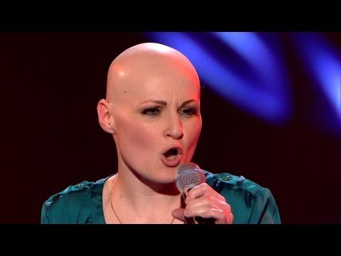 Toni Warne perms 'Leave Right Now' - The Voice UK - Blind ...