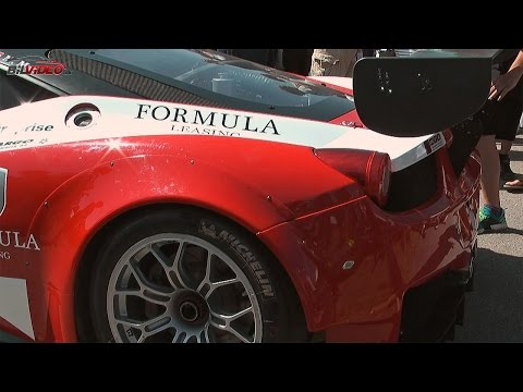 Supercars Charity Event - Race for Riget 2014