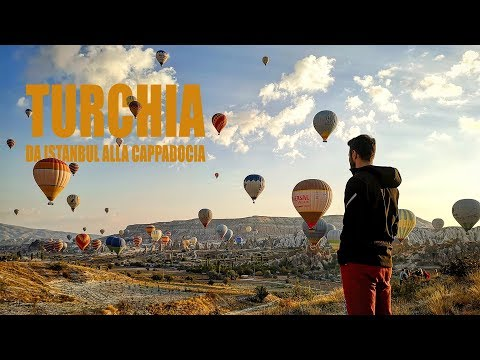 TURCHIA, da Istanbul alla Cappadocia