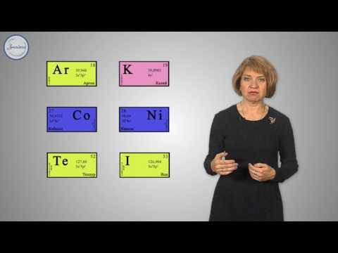Как определить изотопы химического элемента