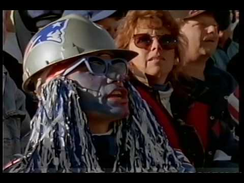 1996 New England Patriots Season
