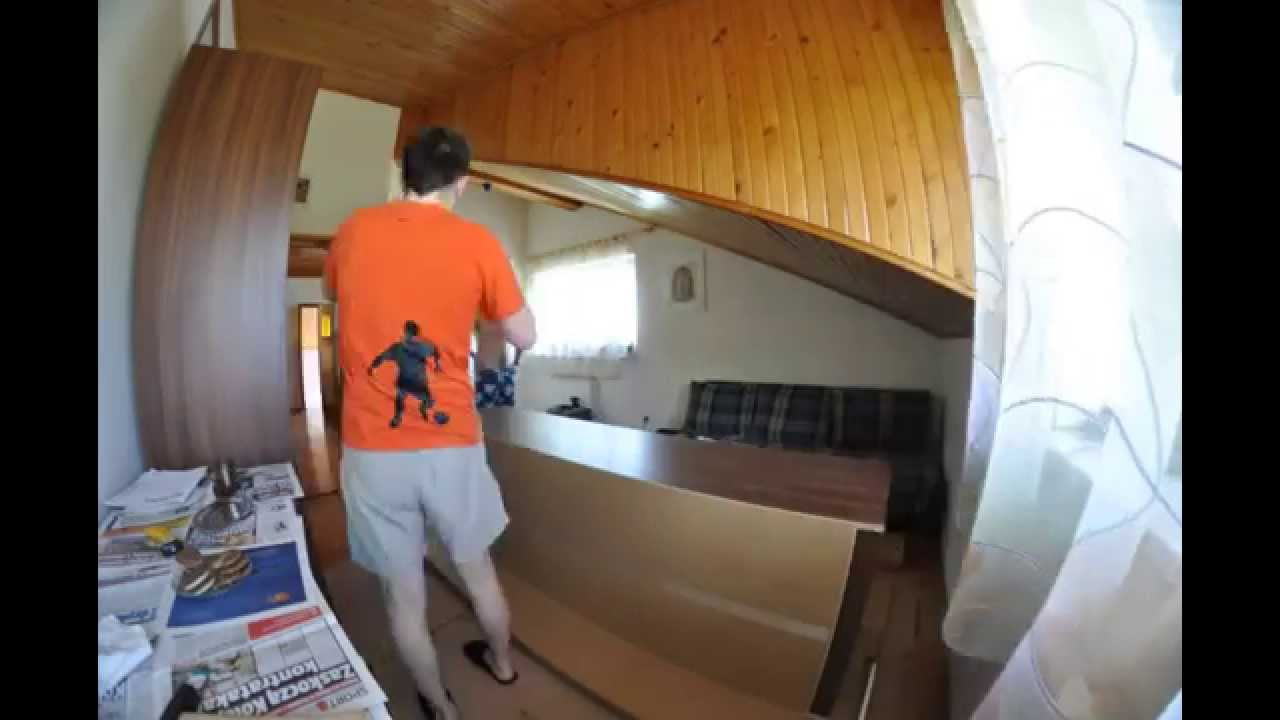 Puzzle z IKEA Szafa PAX TONNES - YouTube
